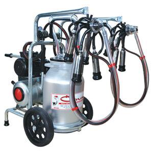 Доилен агрегат за 2 крави - PPKR-2AMGK-2-1002