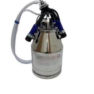 Комплект-за-доене-на-крави-с-гюм-30-литра-неръждавейка-1