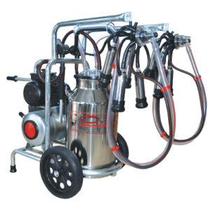 Доилен агрегат за 2 крави PPKR-2AMGК-2-1003