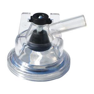 Капак за колектор ( 160 cc) с тапа - прозрачен- R0090