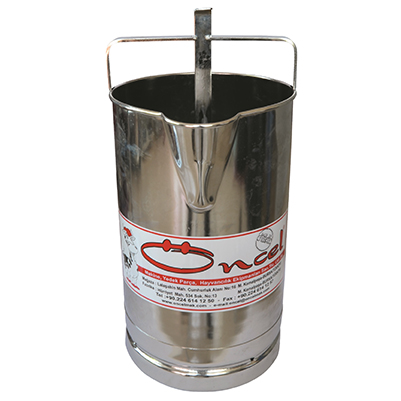 Мерилка за мляко 20 л – неръждавейка – A0110