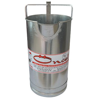 Мерилка за мляко 20 л – поцинкована – A0109