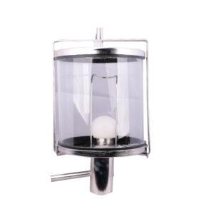 Стъклен фанус -5 л - R0165-A